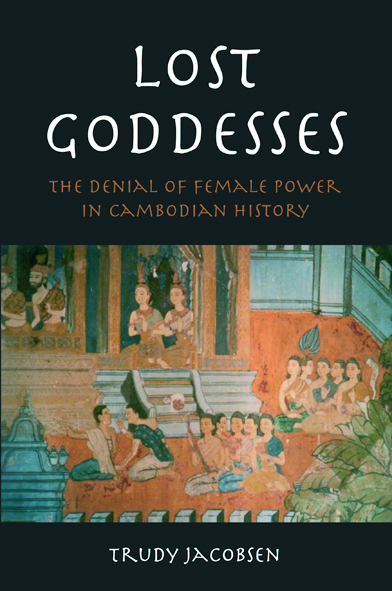 Lost Goddesses by Trudy Jacobsen
