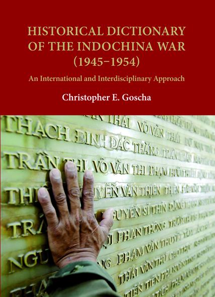 Goscha book cover
