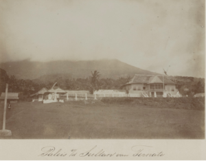 The Sultan's Palace at Ternate
