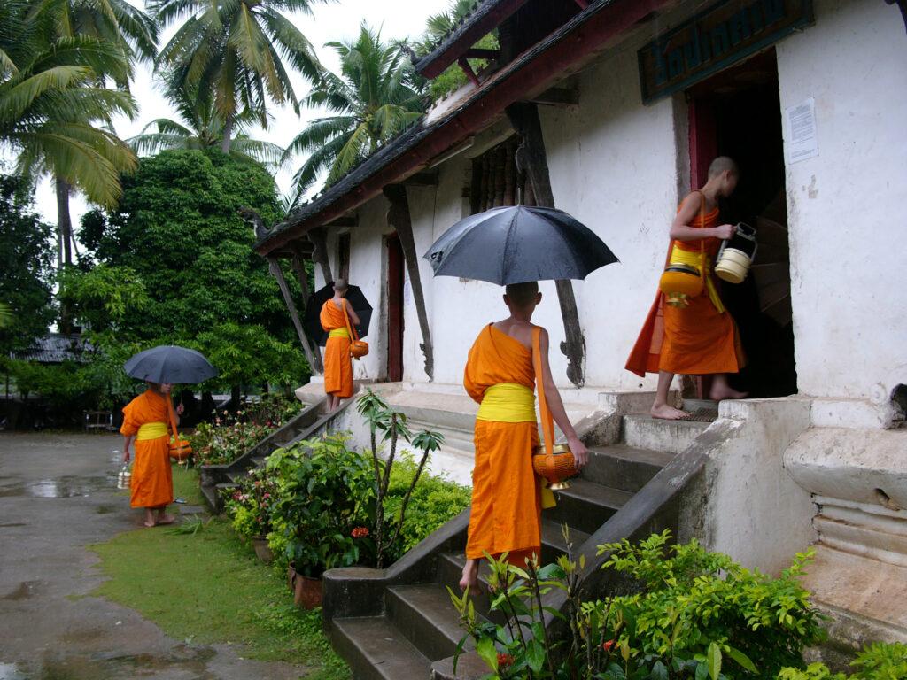Early Morning in Luang Prabang